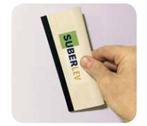 Espátula especial aplicación goma para lámina térmica